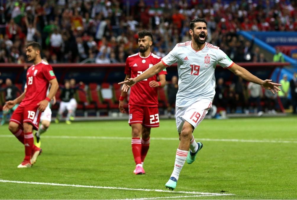 Iran v Spain Group B - 2018 FIFA World C