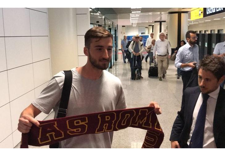 Arrivo a Roma