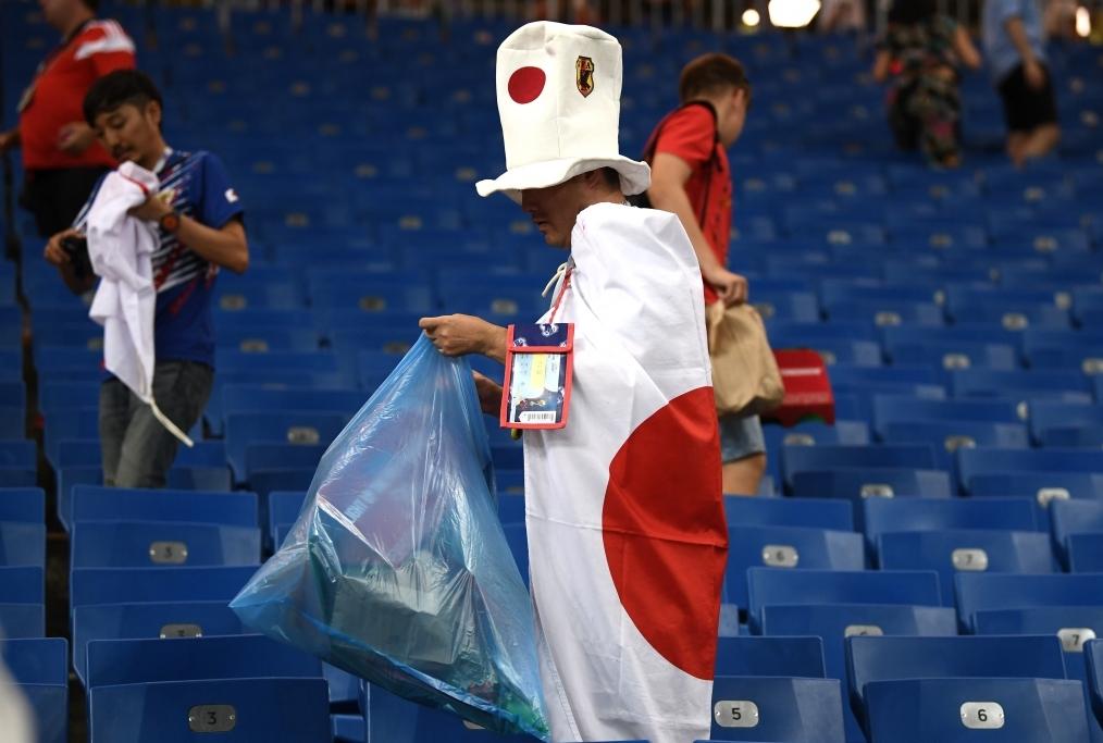 Belgium v Japan Round of 16 - 2018 FIFA