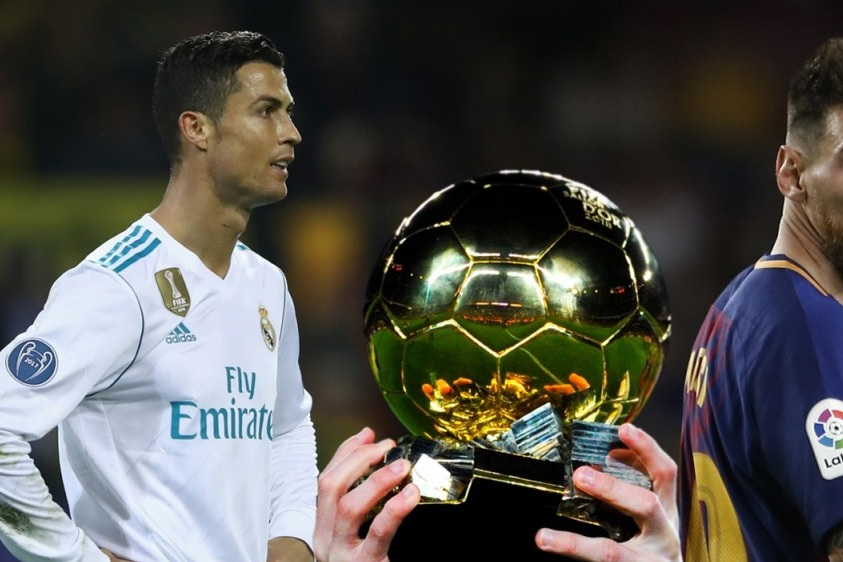 CR7 e Messi