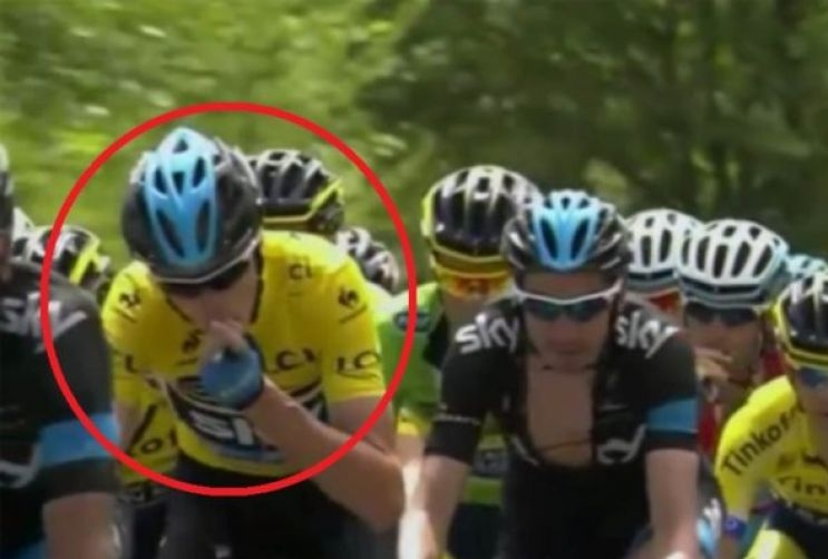Froome Ventolin