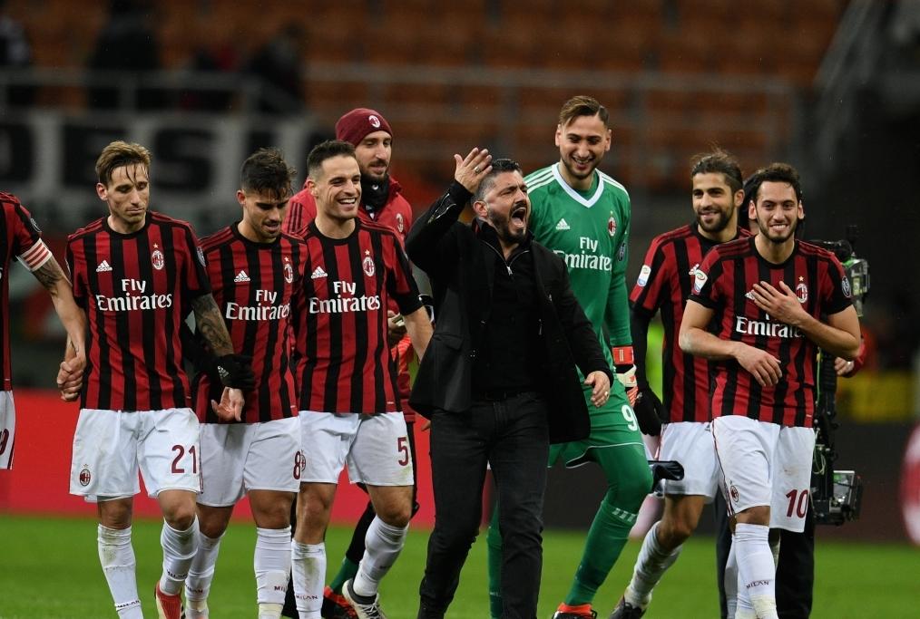 AC Milan v UC Sampdoria - Serie A