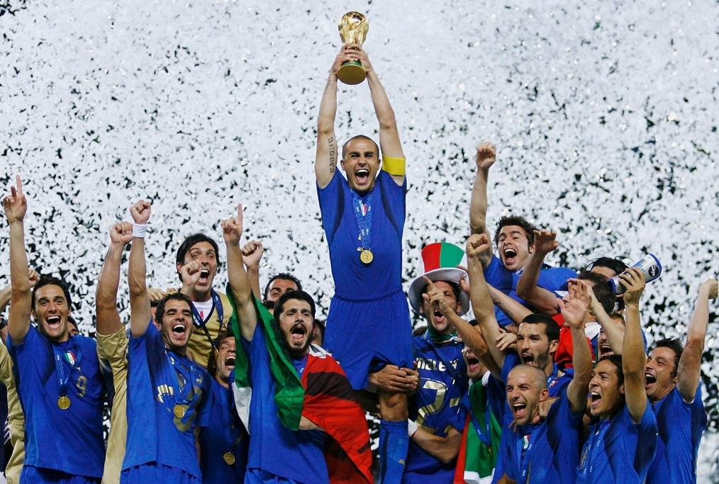 Italia campione 2006