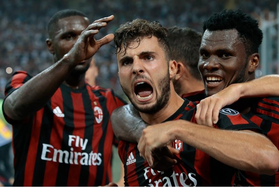 AC Milan v CSU Craiova - UEFA Europa Lea