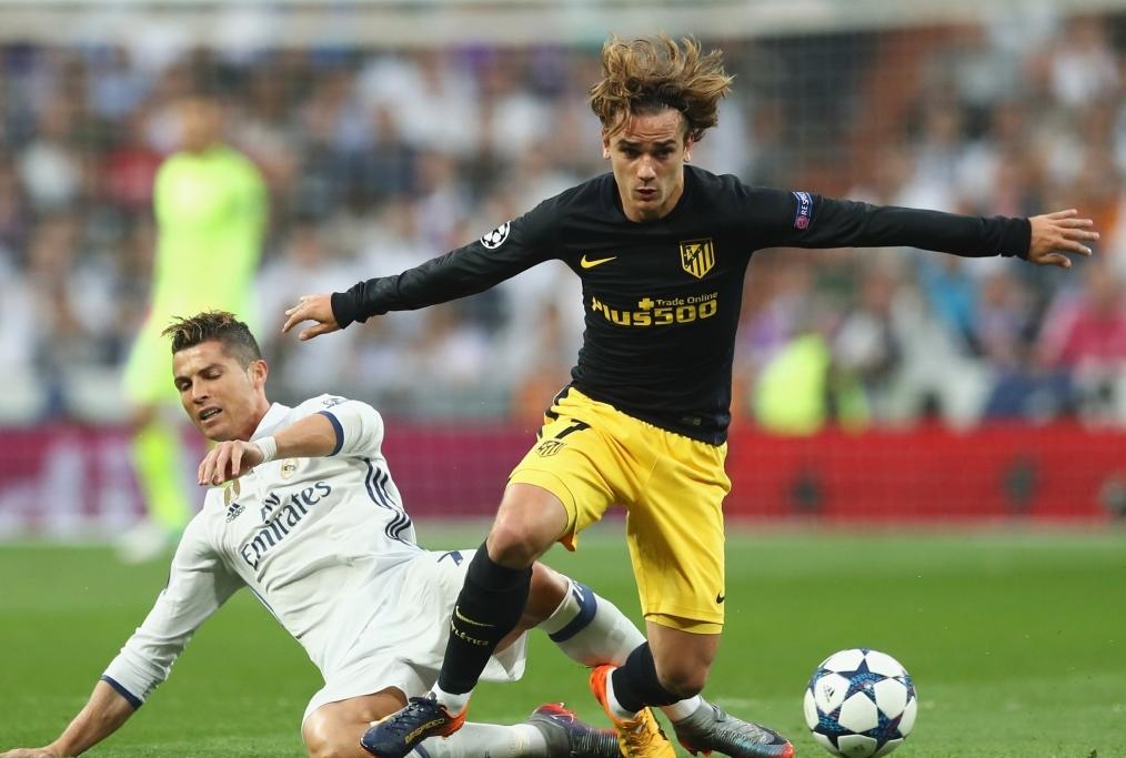 Real Madrid CF v Club Atletico de Madrid