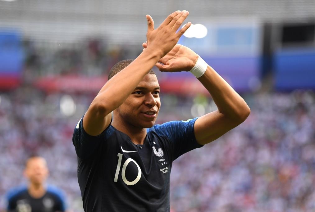 France v Argentina Round of 16 - 2018 FI