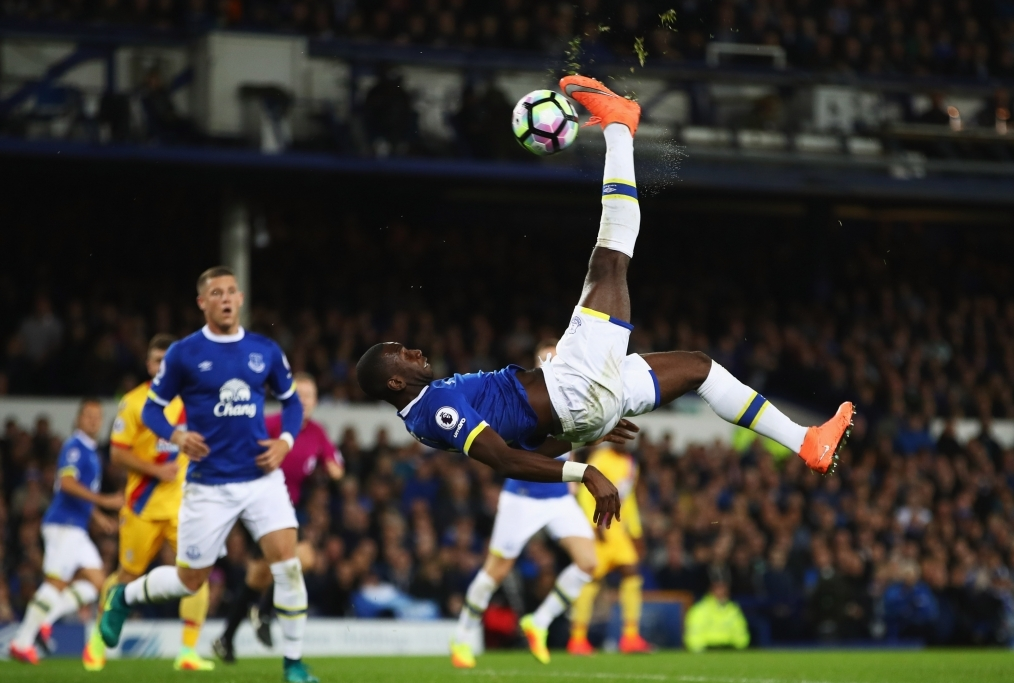 Everton v Crystal Palace - Premier Leagu