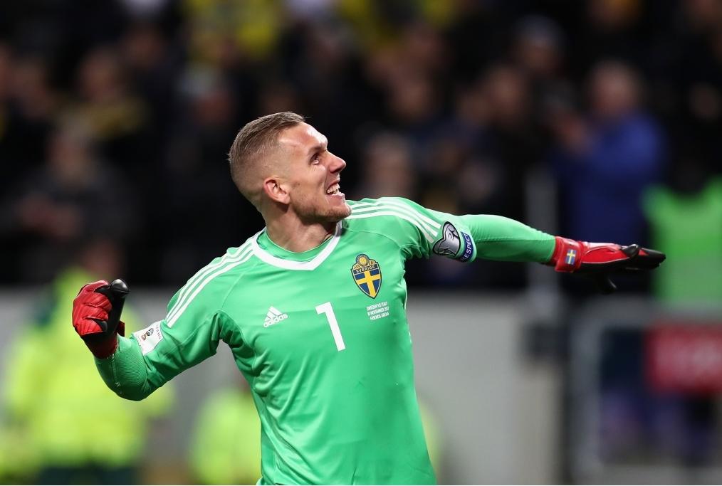 Sweden v Italy - FIFA 2018 World Cup Qua