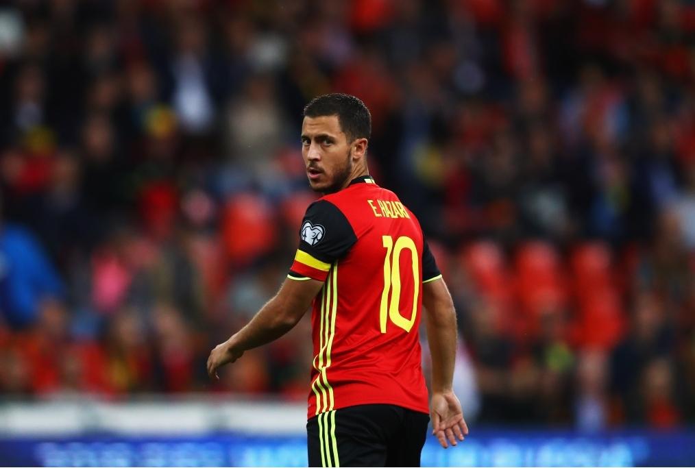 Belgium v Gibraltar - FIFA 2018 World Cu