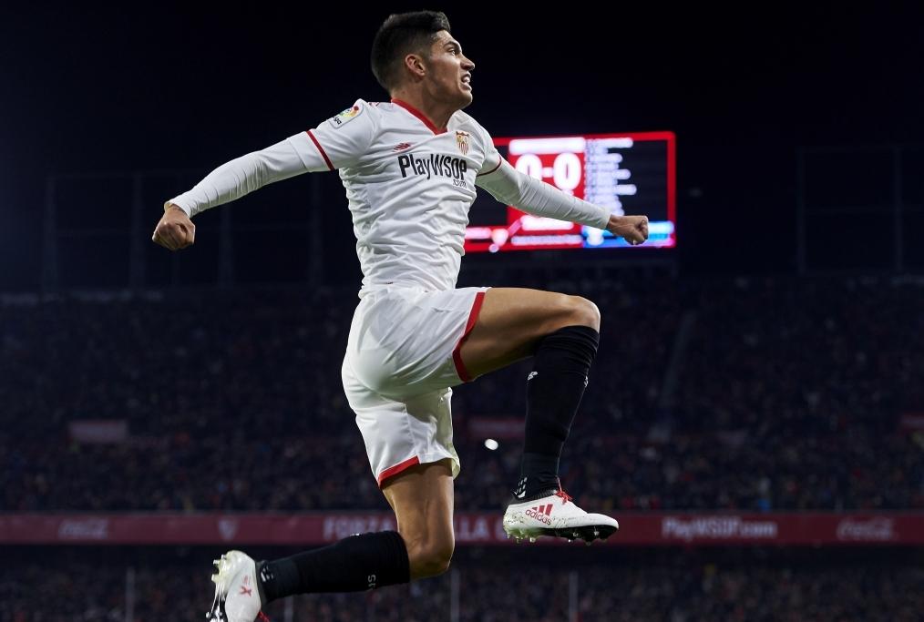 Sevilla v Leganes - Copa Del Ray Semi Fi