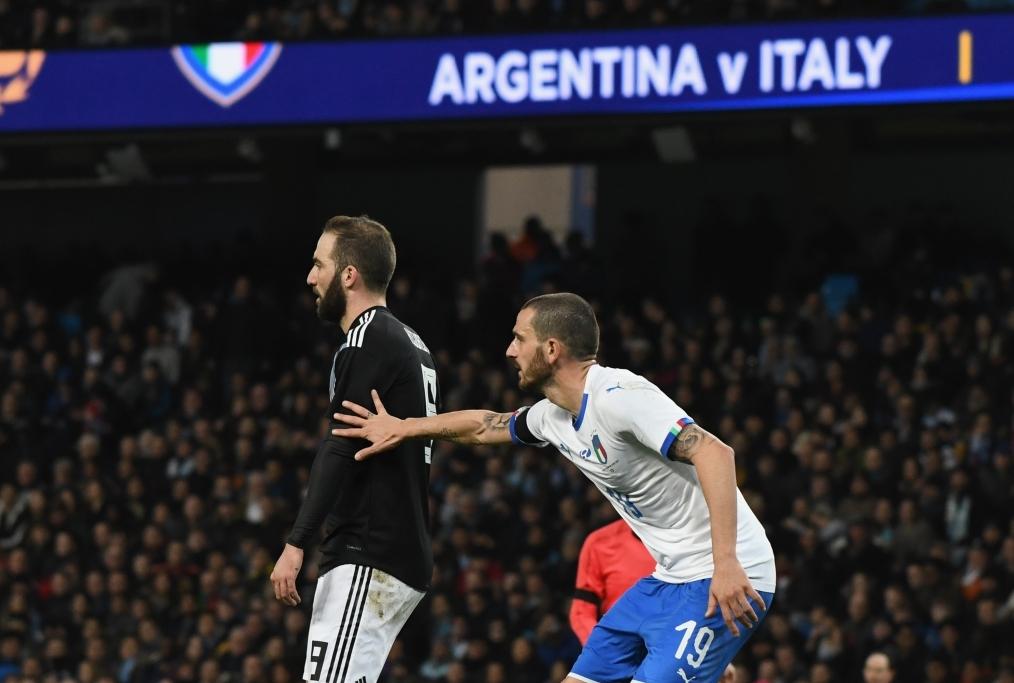 Italy v Argentina - International Friend