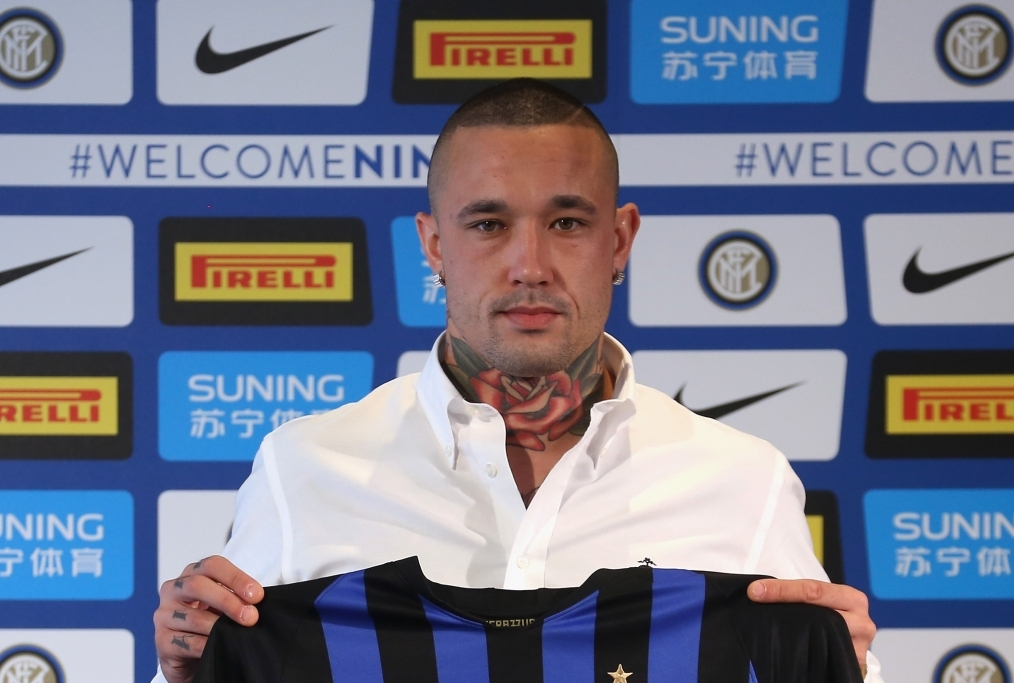 FC Internazionale Unveils New Signing Ra