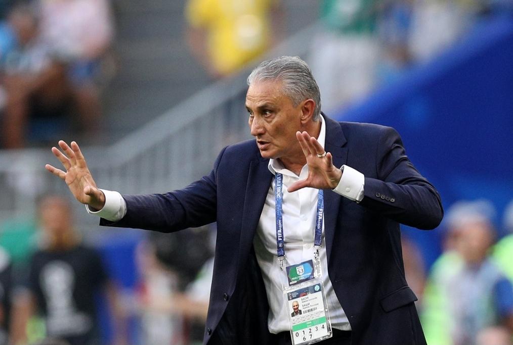 Brazil v Mexico Round of 16 - 2018 FIFA