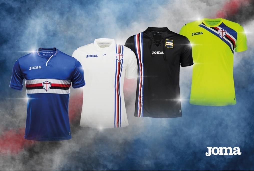 Allenamento calcio Sampdoria 2019