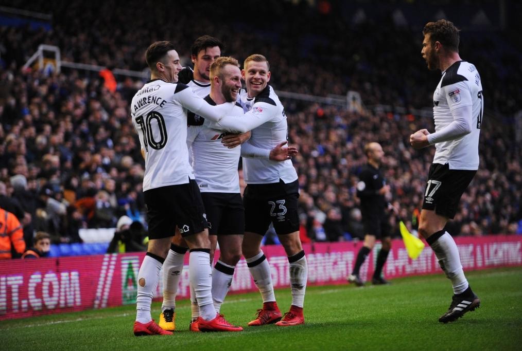 Birmingham City v Derby County - Sky Bet