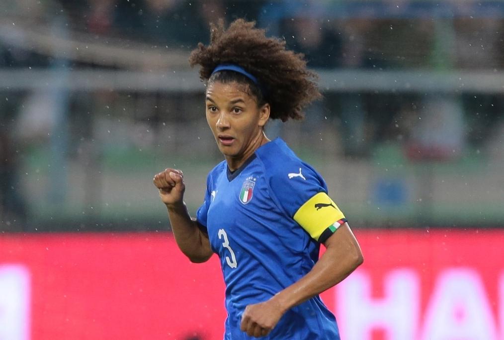 Italy Women v Belgium Women - FIFA Women