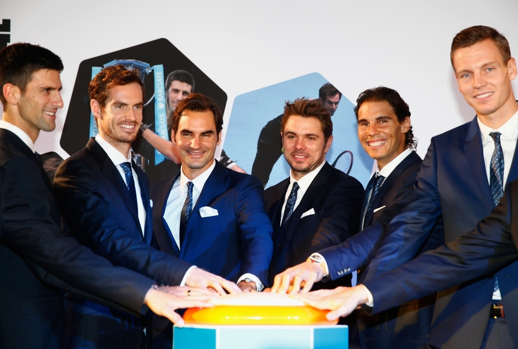 Barclays ATP World Tour Finals Draw