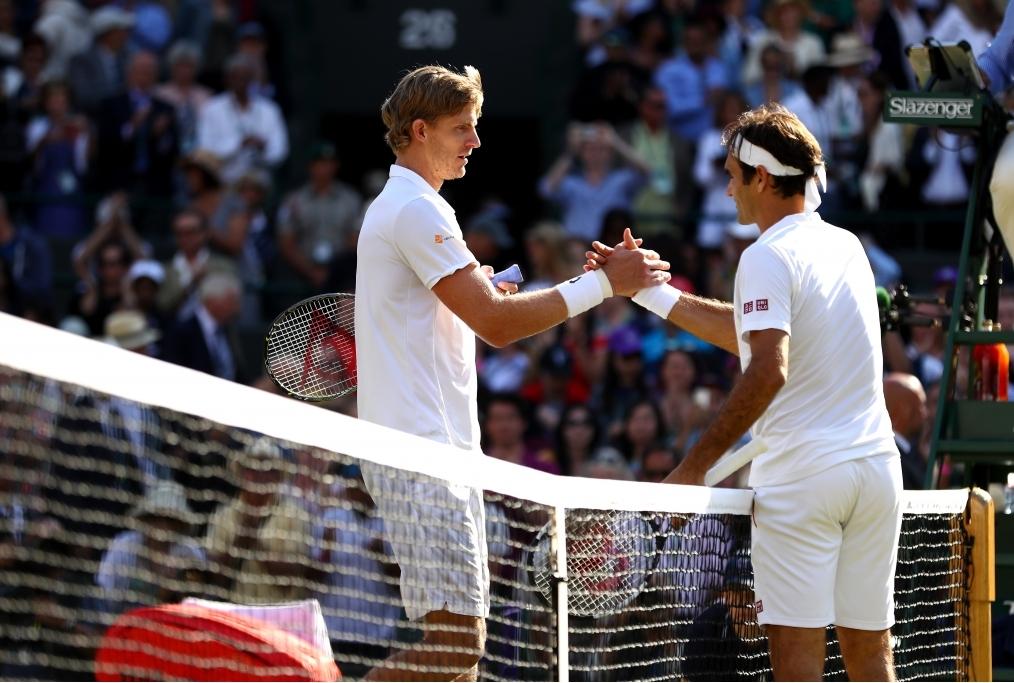 Day Nine The Championships - Wimbledon 2