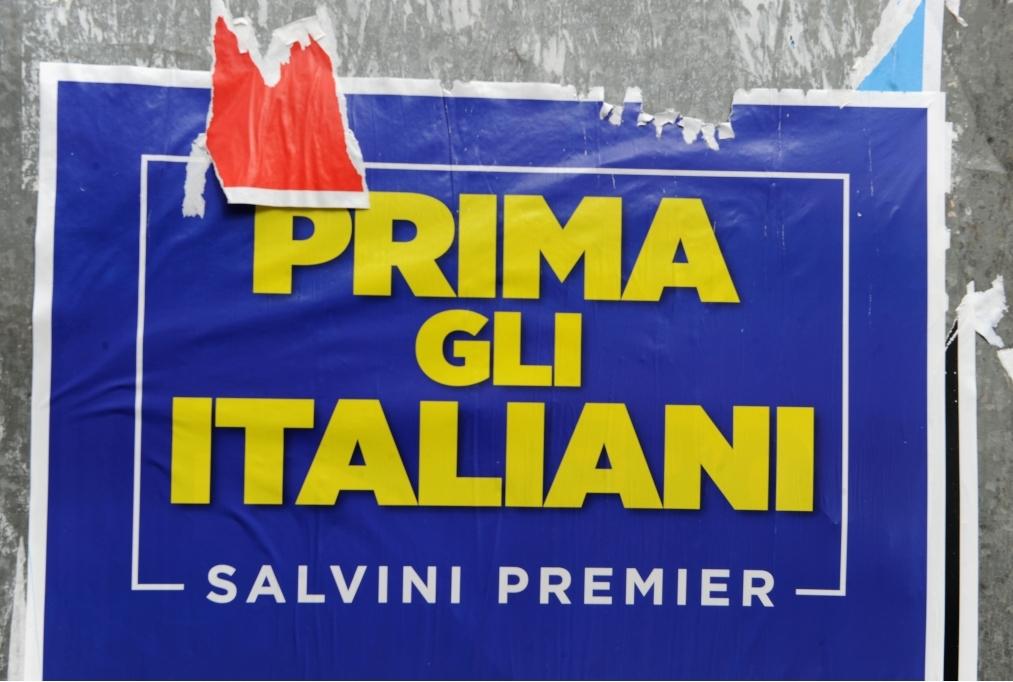 Italians Go To The Polls In The 2018 Gen