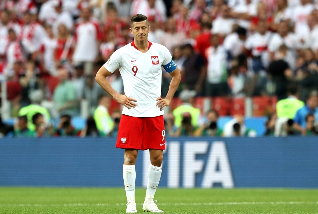 Poland v Senegal Group H - 2018 FIFA Wor
