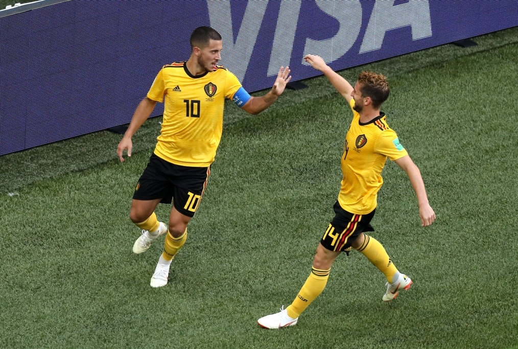 Belgium v England 3rd Place Playoff - 20