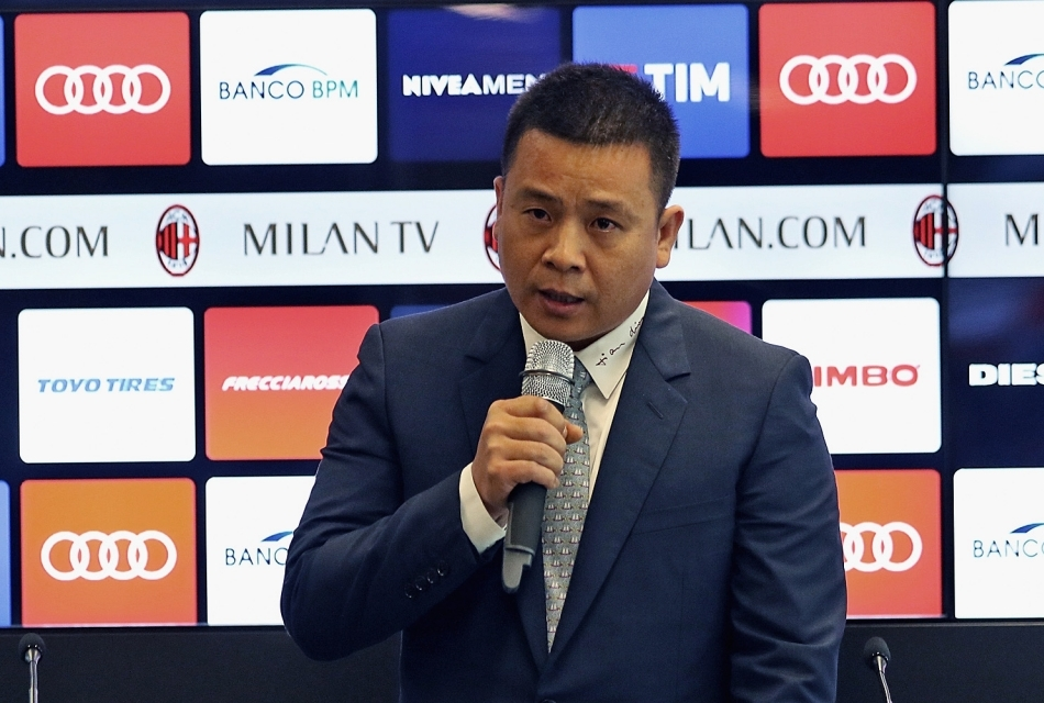 AC Milan Press Conference