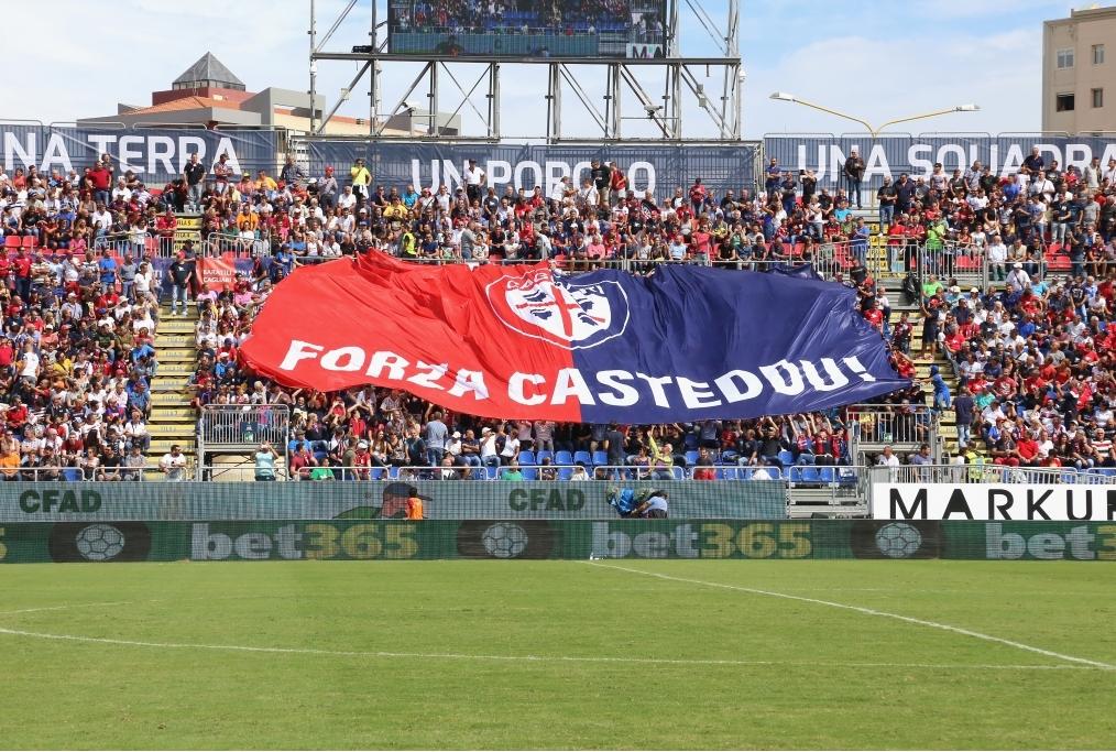 Cagliari Calcio v FC Crotone - Serie A