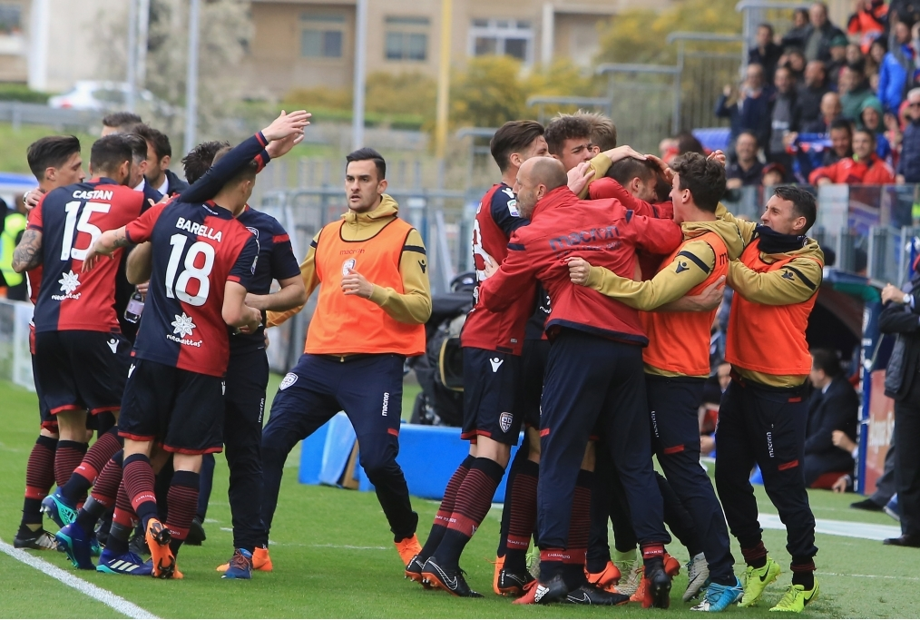 Cagliari Calcio v Udinese Calcio - Serie