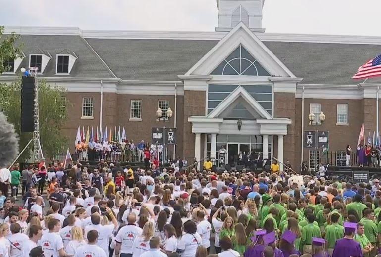 Inaugurazione della I Primise School