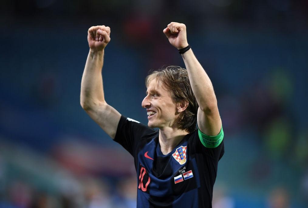 Luka Modric capitano della Croazia