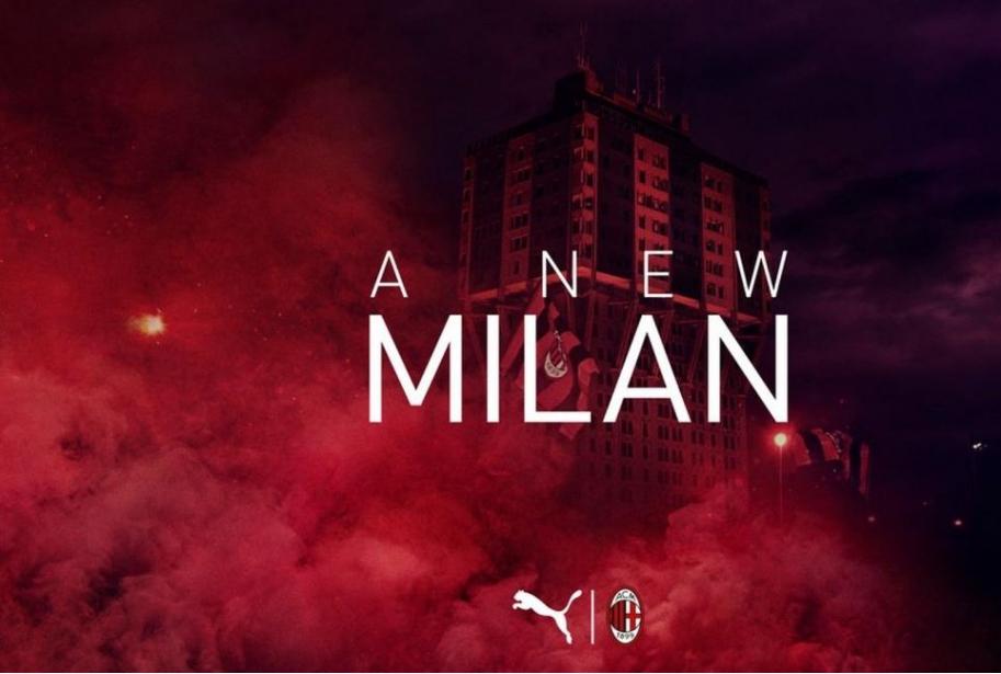 Milan nuovo sponsor tecnico