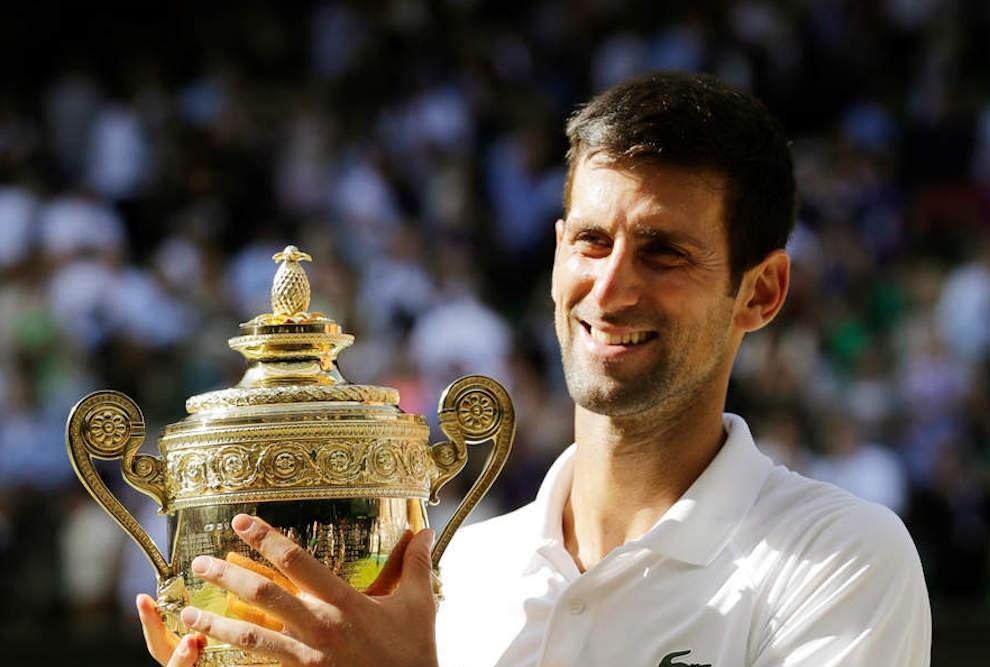Wimbledon 2018 Nole si riprende la Coppa