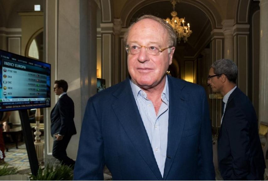 Presidente Milan Paolo Scaroni
