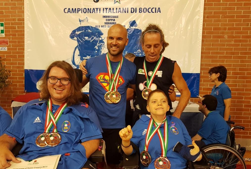 Carlotta Visconti e Mirco Garavaglia