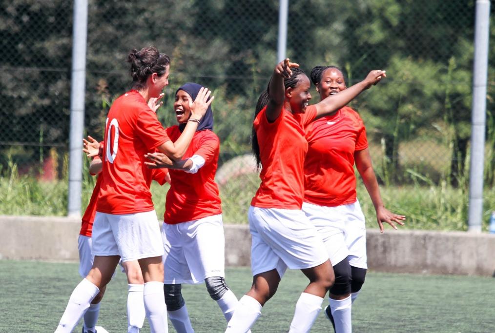 Il calcio femminile al Balon Mundial