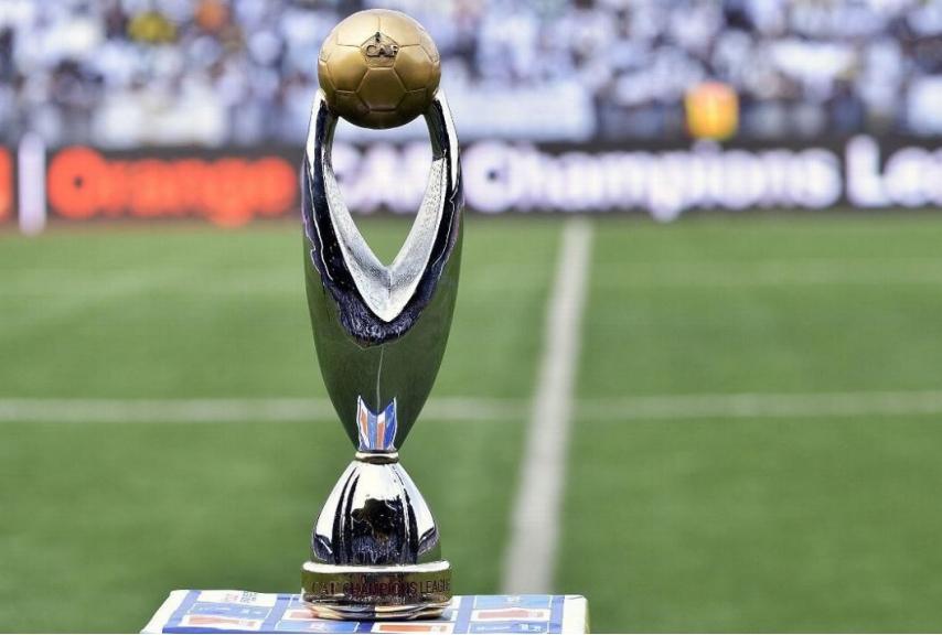 il Trofeo della CAF Champions League
