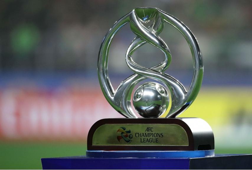 Il trofeo destinato al vincitore della A