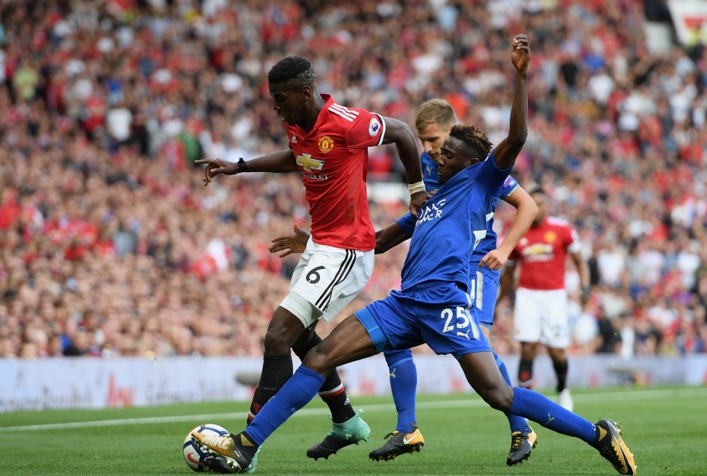 Manchester United v Leicester City - Pre