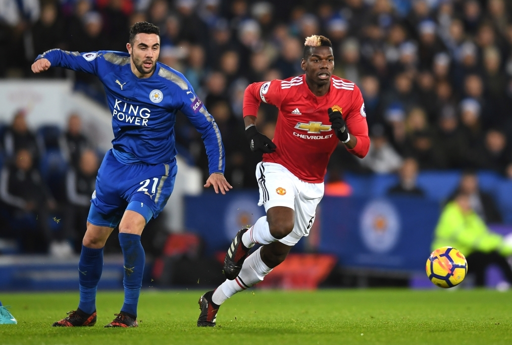 Leicester City v Manchester United - Pre