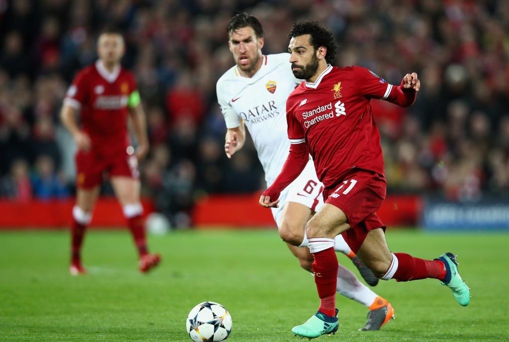 Liverpool v AS Roma - UEFA Champions Lea