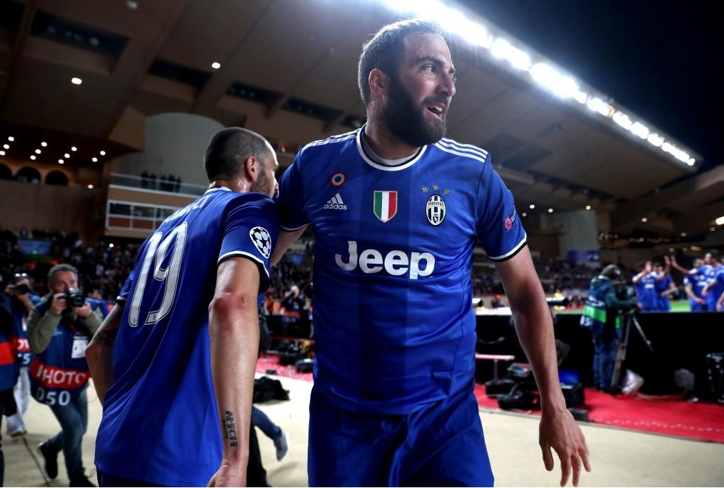 AS Monaco v Juventus - UEFA Champions Le