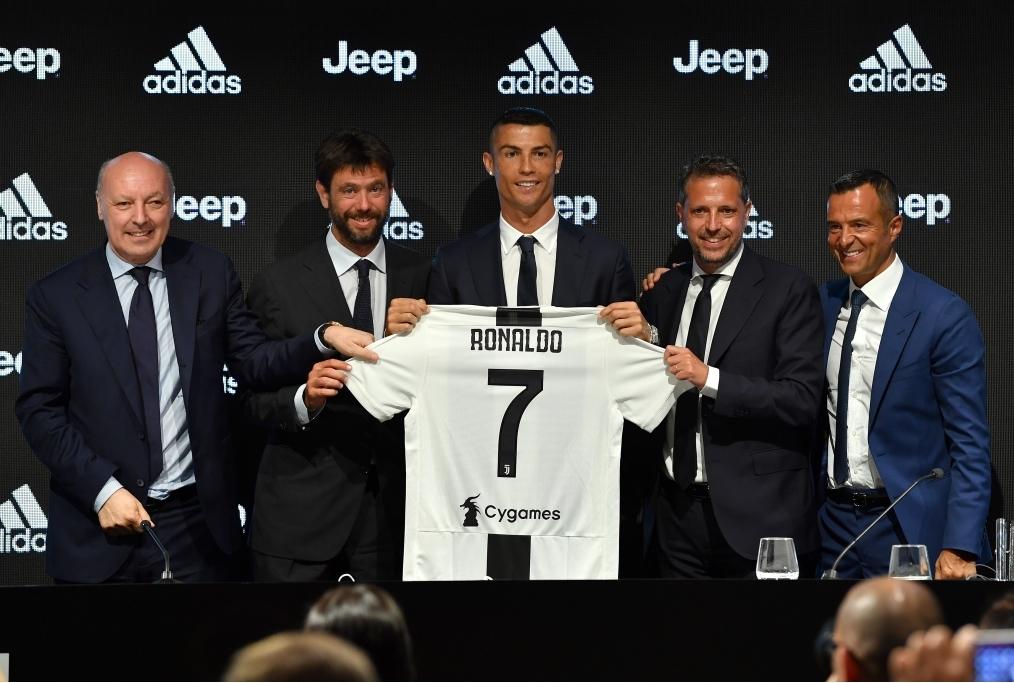 Juventus - Cristiano Ronaldo Day