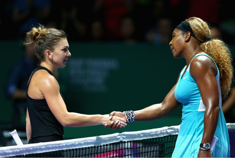 BNP Paribas WTA Finals Singapore 2014 -
