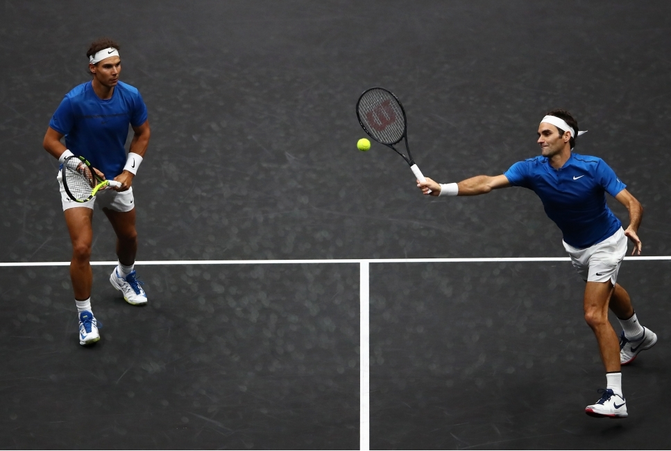 Laver Cup - Day Two