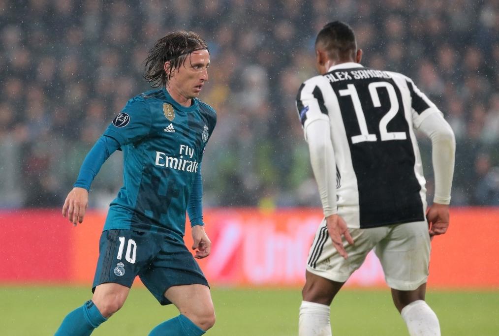 Juventus v Real Madrid - UEFA Champions