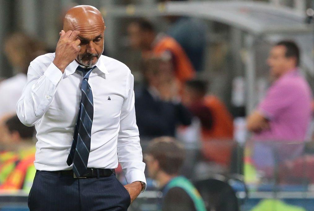 Spalletti Inter-Torino
