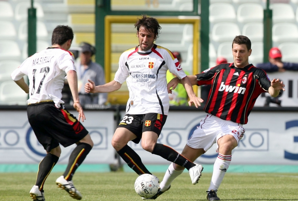 Messina v AC Milan