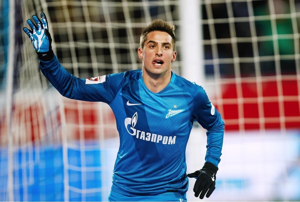 FC Zenit St Petersburg vs FC Orenburg -