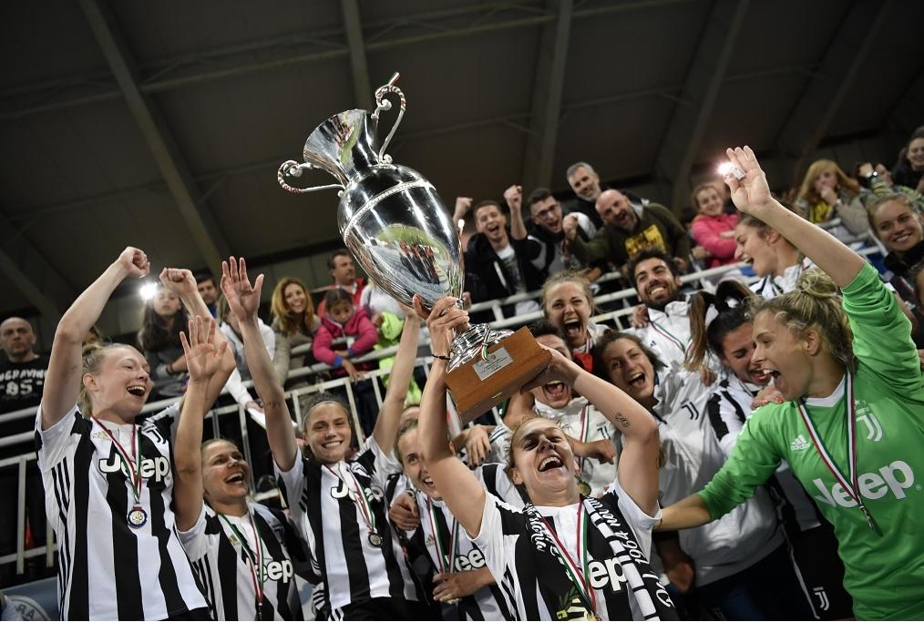 Juventus Women v Brescia calcio Femminil