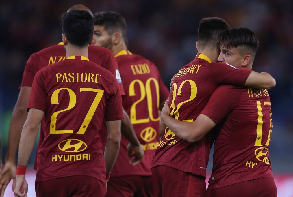 AS Roma v Frosinone Calcio - Serie A